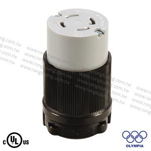 NEMA L14-30 Locking Connector
