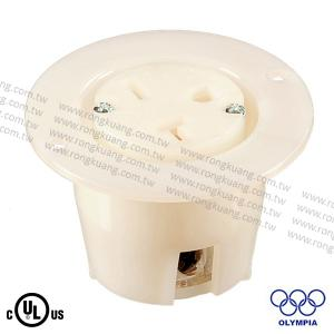 NEMA 6-20 Flanged Outlet
